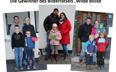 """Preisverleihung """"Wilde Blicke"""""""